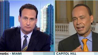 MSNBC Jose Diaz-Balart - President Obama to move on Immigration plan.